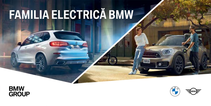 BMW electric family